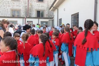 Santa Rosa - Corteo storico - La preparazione