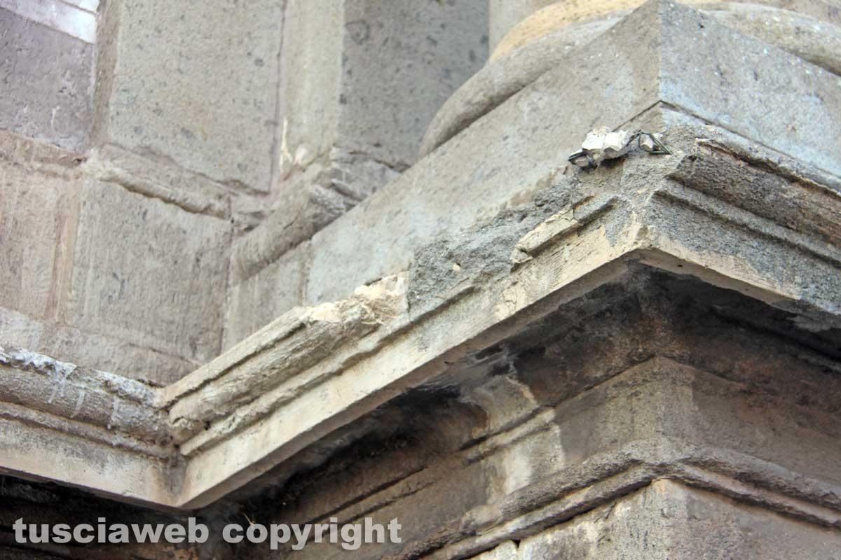 Da Porta Romana a Porta del Carmine