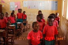 La scuola di Marafa