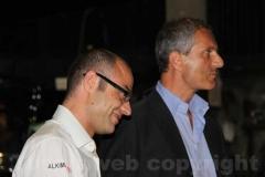 Gianrico Carofiglio con Andrea Baffo