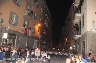 Dal Sollevate e fermi a piazza Fontana Grande