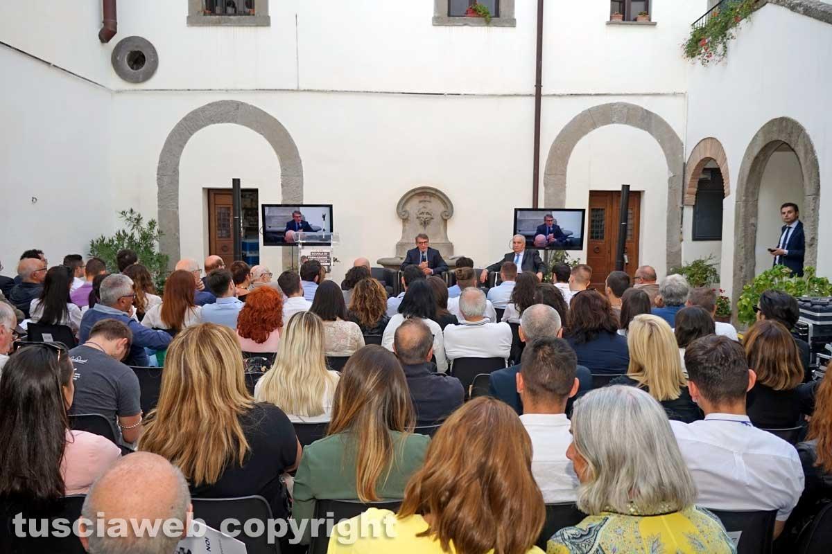 David Sassoli a Mugnano in Teverina