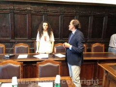 Chiara Frontini e Sergio Insogna