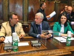 Francesco Serra, Leonardo Michelini, Luisa Ciambella