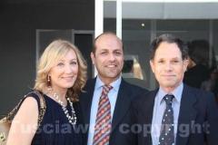 Anna Paola Snaidero, Claudio Ferri e Alberto Di Mauro