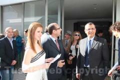Valeria Monacelli, Claudio Ferri e Contardo