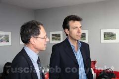 Alberto Di Mauro e Giuseppe Perrone