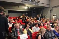 Il pubblico in sala