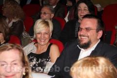 Emanuela Appoloni e Paolo Manganiello