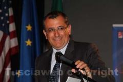 L\'assessore alla Cultura del Comune di Viterbo Enrico Maria Contardo