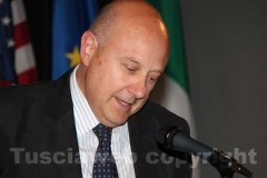 Il direttore di Confcommercio Viterbo Mauro Barlozzini