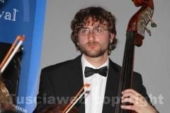 L\'esibizione dell\'orchestra