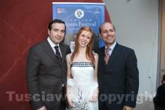 Il maestro Vignati, Valeria Monacelli e Claudio Ferri