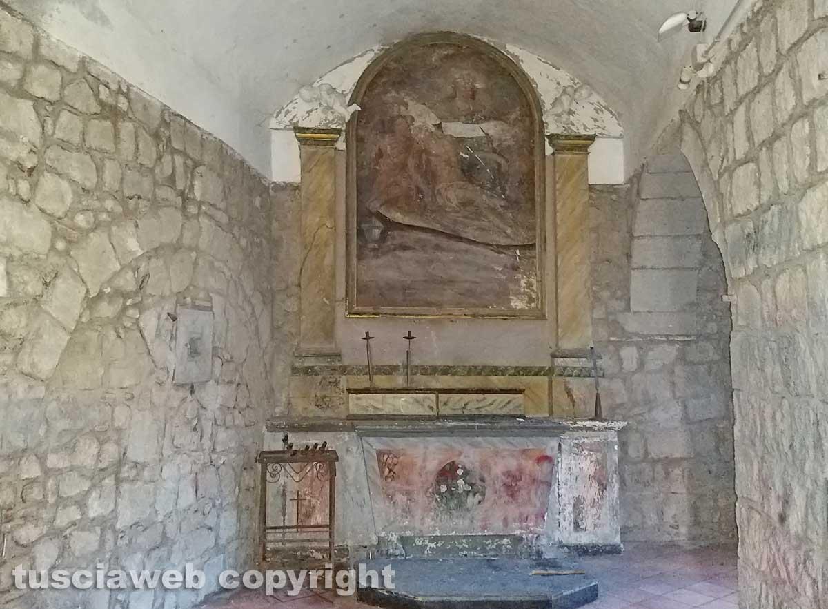 Montefiascone - La Madonna dell'Arco