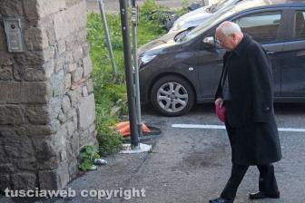 Delitto di Santa Lucia - I funerali dei coniugi Fieno