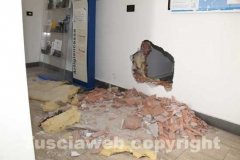I muri e le porte sfondate