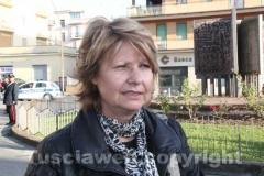 Il segretario provinciale della Cgil Miranda Perinelli
