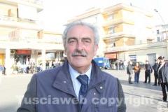 L\'assessore provinciale Francesco Simeone