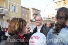 Il sindaco di Civita Castellana
