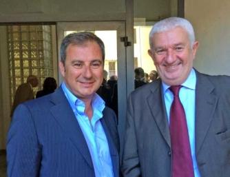 Domenico Merlani e Ferindo Palombella