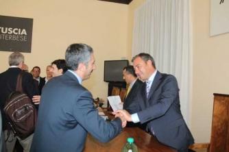 L'elezione di Domenico Merlani