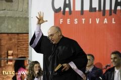 Il processo a don Abbondio in piazza del Fosso - L\'esame dell\'imputato don Abbondio