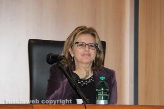 Donatella Ferranti, presidente della commissione giustizia della Camera
