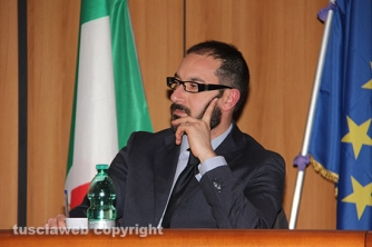 Mirko Bandiera, presidente della camera penale viterbese