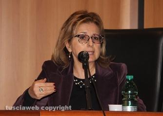 Donatella Ferranti, presidente della commissione giustizia alla Camera
