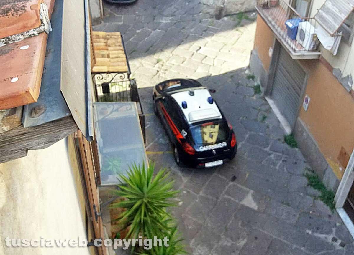 Viterbo - Donna trovata morta in via Orioli