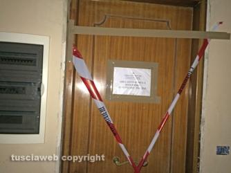 Ronciglione - Donna trovata morta nel congelatore