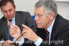Il sottosegretario Gianfranco Polillo a Idee@informazione