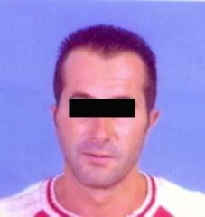 Uno degli arrestati - C.M.