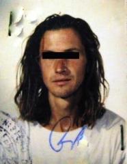 Uno degli arrestati - E.C.