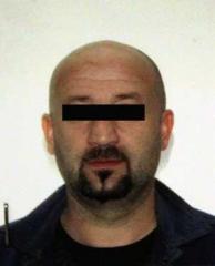 Uno degli arrestati - F.G.