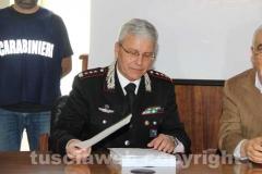 Operazione Drum - Il colonnello Gianluca Dell\'Agnello