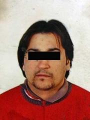 Uno degli arrestati - P.M.