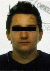 Uno degli arrestati - S.I.