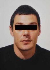 Uno degli arrestati - V.M.