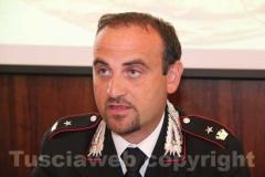 Guglielmo Trombetta, maggiore dei carabinieri di Ronciglione