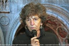 L\'assessore Raffaella Saraconi