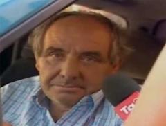 Il padre dell'uomo arrestato intervistato dal Tg2