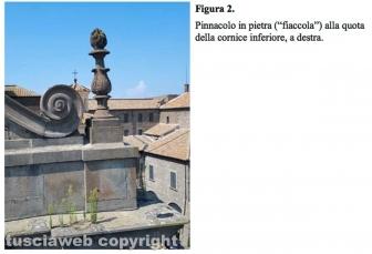 Viterbo - Duomo rischio crolli - Le foto dei vigili del fuoco scattate durante il sopralluogo