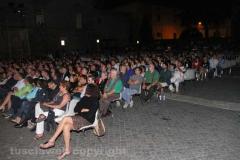 La Pfm a piazza San Lorenzo