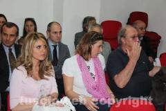Alessandra Troncarelli Martina Mihcella e Aldo Fabbrini