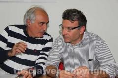 Alvaro Ricci e Francesco Serra