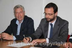 Leonardo Michelini e Andrea Egidi