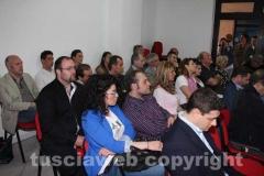 La conferenza di presentazione dei candidati Pd