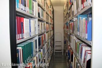 Il polo bibliotecario Unitus