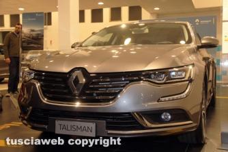 Ecco la Renault Talisman